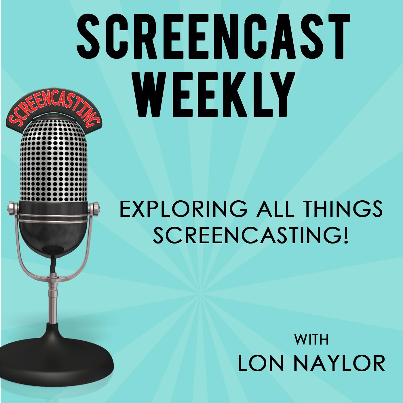 Screencast Weekly